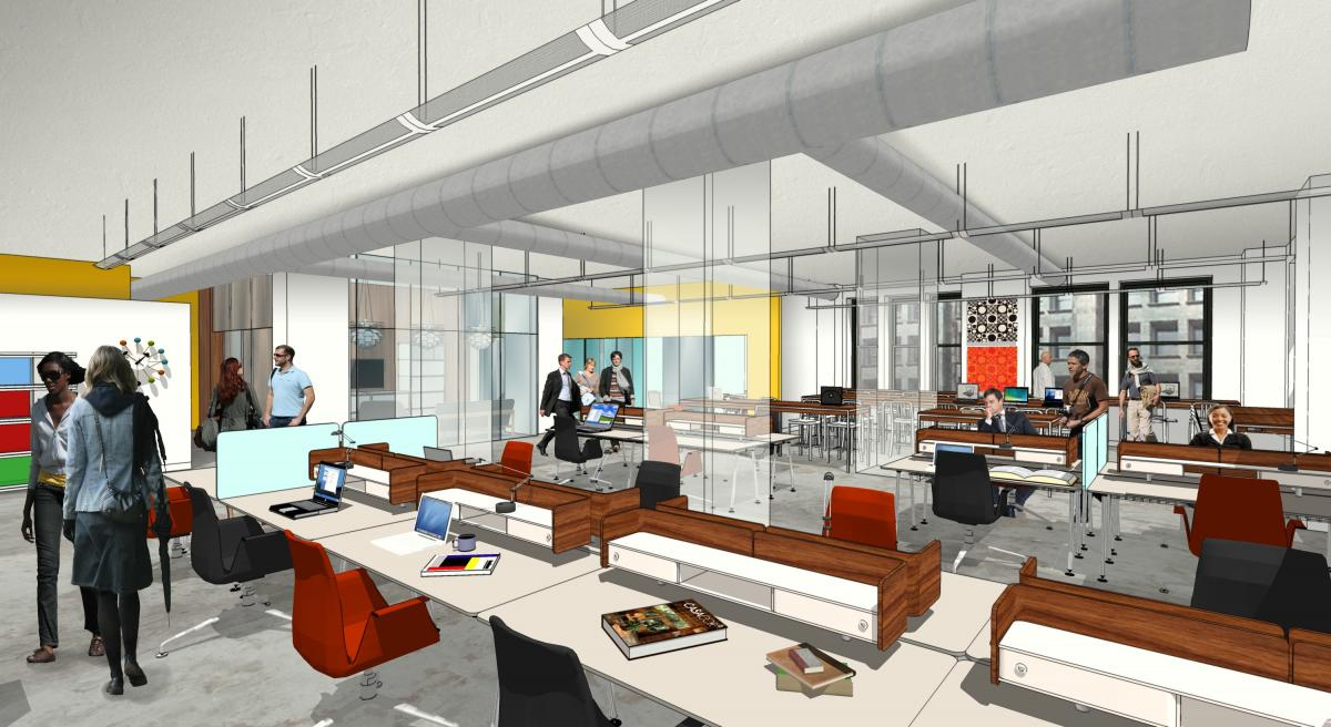 The Top 5 Office Spaces Of The Future Get Out Of Your