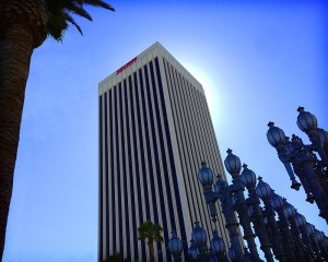 The Los Angeles office located at 5900 Wilshire Blvd, Los Angeles, CA 90036.