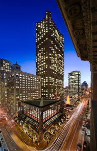 The San Francisco Office is conveniently located at 555 California Street, San Francisco, CA  94104