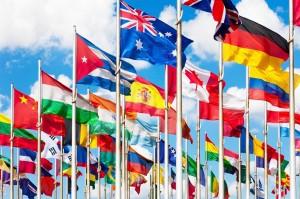 UN-flags