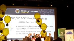 BCIC - New Ventures Awards Ceremony