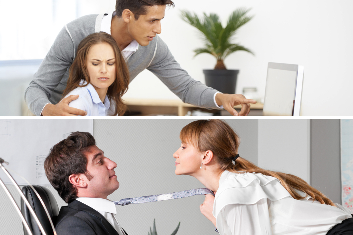Workplace harassment - EEOC Home Page