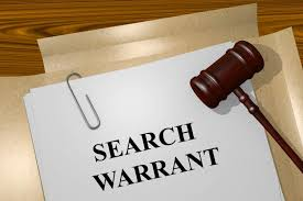 search warrant